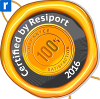 Certified by Resiport 2016
