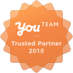 YouTeam Trusted Partner 2018