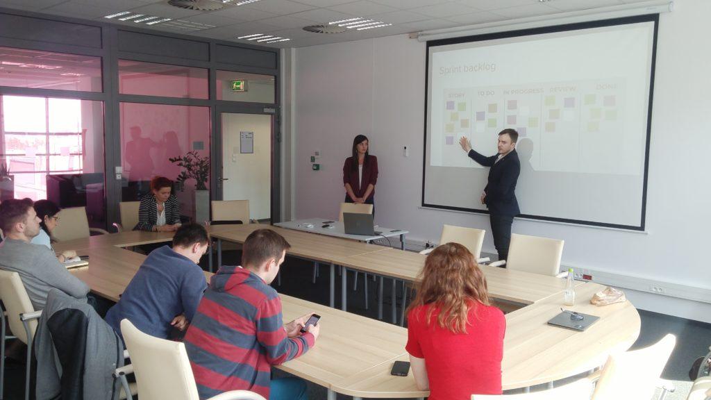Scrum workshop - sprint planning