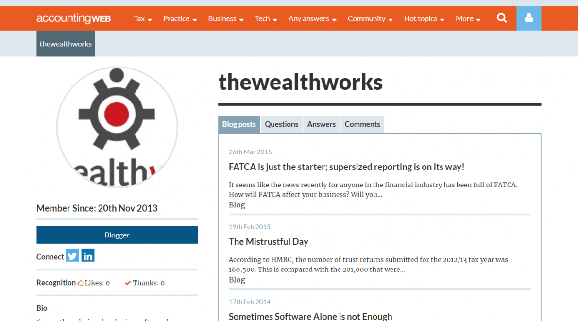 The WealthWorks