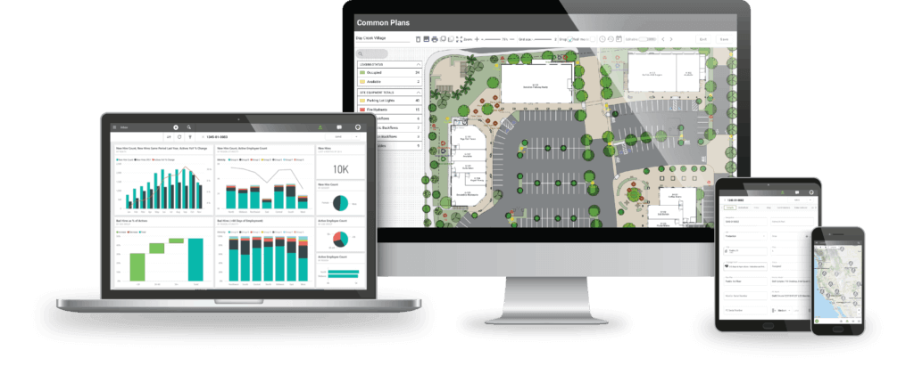 CommonAreas property management software for real estate industry