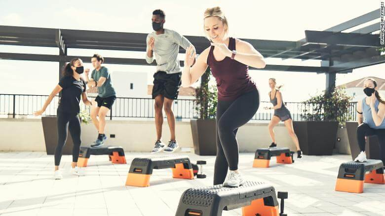 OrangeTheory Fitness - online classes as a part of your customer service
