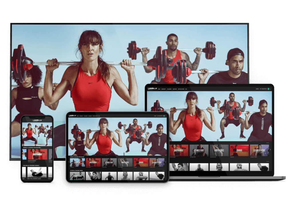 les mills offering various features in their client portal to boost member experience
